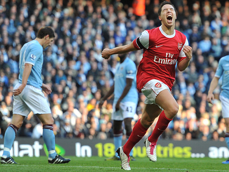 Manchester-City-v-Arsenal-Samir-Nasri-celeb_2518909