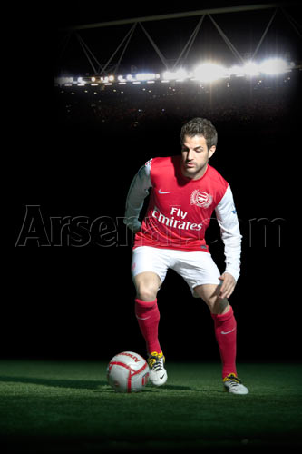 timeless design 0bcbe a0835 Arsenal's New Home Kit 2011-12 - It's not just about football