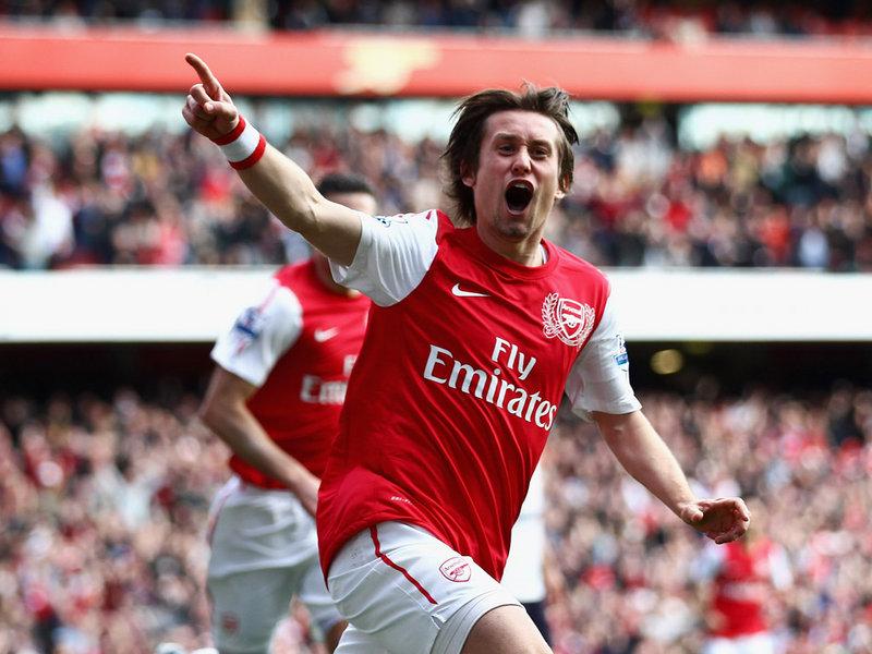 Arsenal-v-Tottenham-Tomas-Rosicky_2724478
