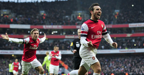 Arsenal-v-Aston-Villa-Santi-Cazorla-second-go_2905143
